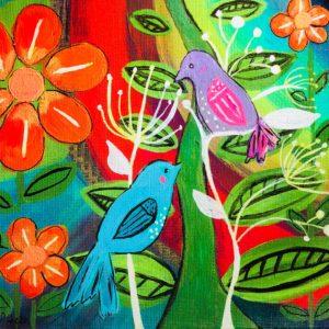 97116 artist Lori Hicke artwork