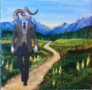 Roylene Read artwork for 97116 Art Show